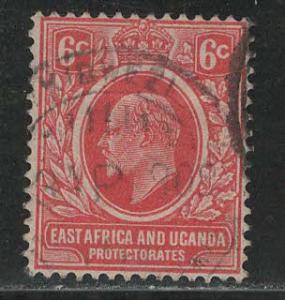 East Africa and Uganda Scott # 33, used