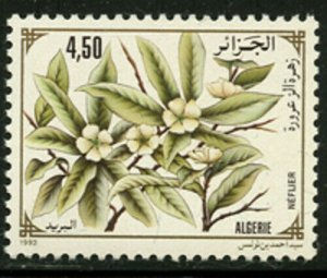 Algeria 1993 Flowering Trees set Sc# 979-81 NH