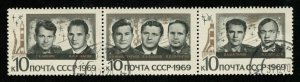 1969 Space USSR 10K (RT-1161)
