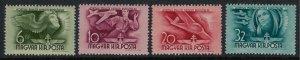 Hungary #B131-4*  CV $3.35