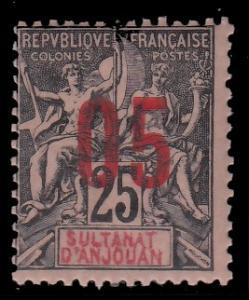Anjouan 24 MNH