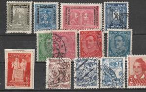 Yugoslavia Used Lot #3
