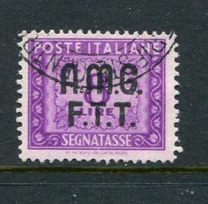 Trieste Zone A (Italy) #J12 Used