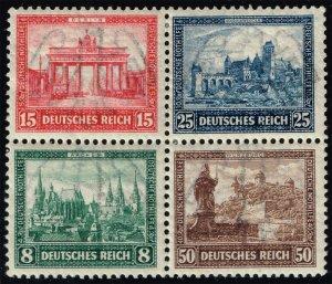 Germany #B33 International Philatelic Exhibition; Unused (3Stars)