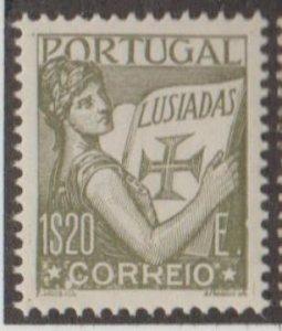 Portugal Scott #513 Stamp - Mint Single