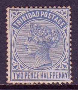 Trinidad - Scott #70 - MH - Toning, sweated gum - SCV $20