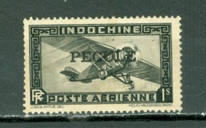 INDO-CHINA PECULE  OVPT on #C14...MINT
