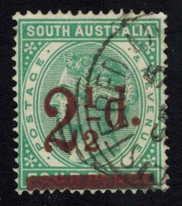 South Australia Scott 99 Used.