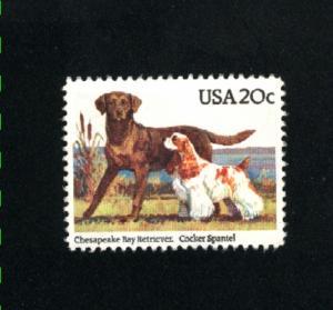 USA #2099   used  1984 PD .08