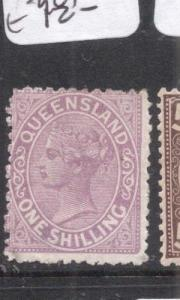 Queensland SG 174 MOG (7dls)