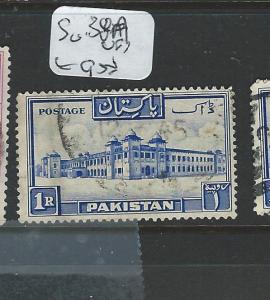 PAKISTAN (B2107B) 1R  SG 38A   VFU