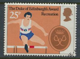 Great Britain  SG 1165 SC# 955 Used / FU with First Day Cancel - Duke oF Edin...