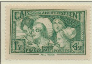 France Stamp Scott #B38, Mint Hinged, Good Centering - Free U.S. Shipping, Fr...