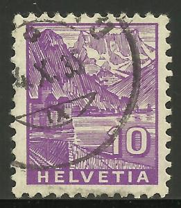 Switzerland 1934 Scott# 223 Used