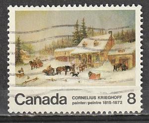 #610 Canada Used