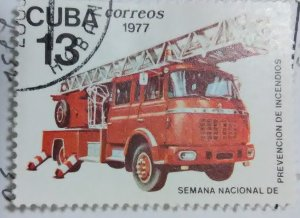 Cuba World Stamp #2232