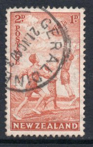 New Zealand 1940 Health Stamp 2d + 1d SG 627 used