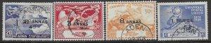 Aden (Karhiri State ) 16-19   1949  set  4   fvf used
