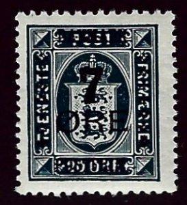 Denmark SC#191 Mint F-VF SCV$16.00...Worth a Close Look!