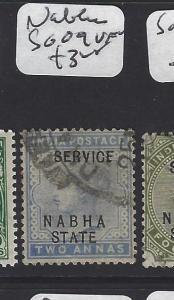 INDIA NABHA   (PP0807B)  QV  2A  SG O9   VFU