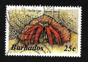 Barbados 1985 - U - Scott #646