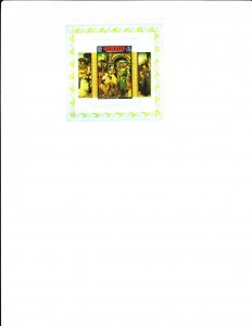 GRENADA 1973 CHRISTMAS S/S MNH SCOTT # 527
