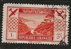 Lebanon == Scott # C50 - Used