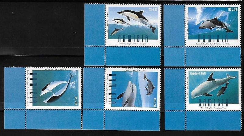 Namibia 2006 Dolphins MNH A640