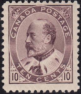 CANADA 93 FVF MH  (102218)