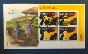 Edken 3938 Child Health Plate Block