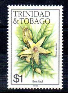TRINIDAD AND TOBAGO - FLOWERS - BOIS L'AGLI - 1985 -