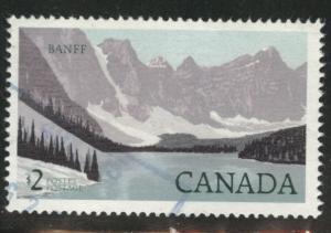 Canada Scott 936  used $2 stamp