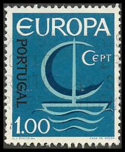 Portugal 980 Used VF