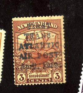 Newfoundland #C1 Used Fake