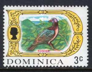 Dominia 271 Bird MNH VF