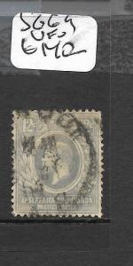 EAST AFRICA AND UGANDA  (P0609B) KGV 12C SG 69  VFU
