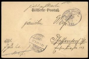 Germany 1906 Seepost W Africa LHWA DSWA Expertized Cover 77771