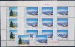 Makedonien stamp Europa CEPT set + mini sheet set 1999 MNH Mi 162-163 WS189149