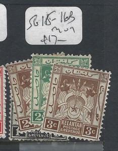 MALAYA KELANTAN  (P0502B)  ARMS  SG 15-16B     MOG