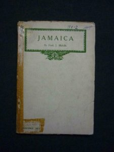 JAMAICA by FRED J MELVILLE