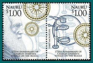 Nauru 2006 Charles Darwin, MNH 549,SG619a
