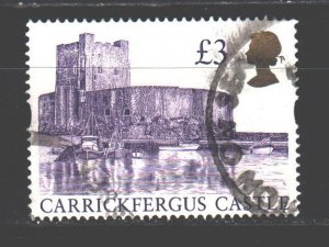 England. 1995. 1586. Castle architecture. USED.