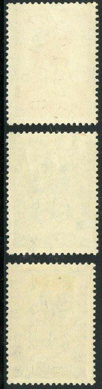 AUSTRALIA SCOTT# 152/54  MINT HINGED SCOTT VALUE $49.50