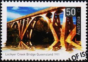 Australia. 2004 50c S.G.2358 Fine Used