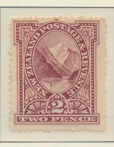 New Zealand Stamp Scott #72, Used - Free U.S. Shipping, Free Worldwide Shippi...