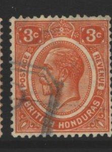 British Honduras Sc#95 Used