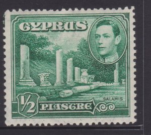 Cyprus Sc#144 MH