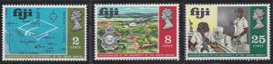 Fiji 283-285 MNH (1969)