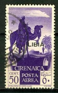 Libya; 1936: Sc. # C25: O/Used Cpl. Set