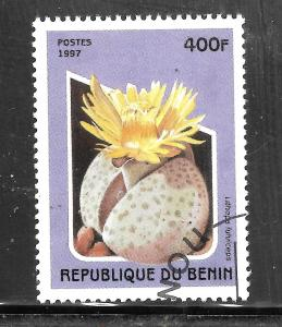 Benin 1997 SC# 1006